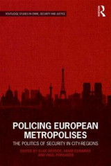 Omslag - Policing European Metropolises