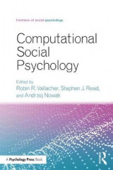 Omslag - Computational Social Psychology
