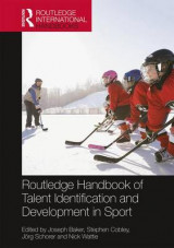 Omslag - Routledge Handbook of Talent Identification and Development in Sport