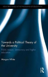 Omslag - Towards a Political Theory of the University