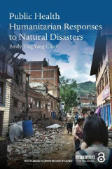 Omslag - Public Health Humanitarian Responses to Natural Disasters