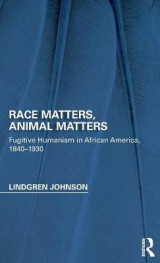 Omslag - Race Matters, Animal Matters