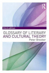 Omslag - A Glossary of Literary and Cultural Theory