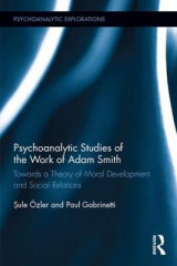 Omslag - Psychoanalytic Studies of the Work of Adam Smith