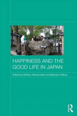 Omslag - Happiness and the Good Life in Japan