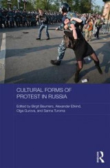 Omslag - Cultural Forms of Protest in Russia
