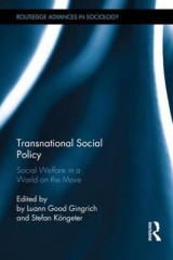 Omslag - Transnational Social Policy