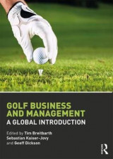 Omslag - Golf Business and Management