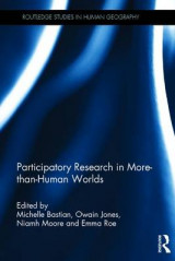 Omslag - Participatory Research in More-Than-Human Worlds