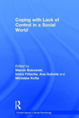 Omslag - Coping with Lack of Control in a Social World