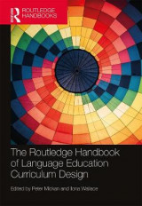 Omslag - The Routledge Handbook of Language Education Curriculum Design
