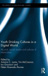 Omslag - Youth Drinking Cultures in a Digital World