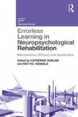 Omslag - Errorless Learning in Neuropsychological Rehabilitation