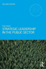 Omslag - Strategic Leadership in the Public Sector