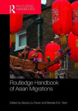 Omslag - Routledge Handbook of Asian Migrations