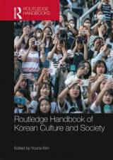 Omslag - Routledge Handbook of Korean Culture and Society