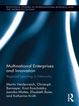 Omslag - Multinational Enterprises and Innovation