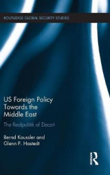 Omslag - US Foreign Policy Towards the Middle East