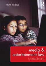Omslag - Media & Entertainment Law