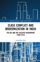 Omslag - Class Conflict and Modernization in India