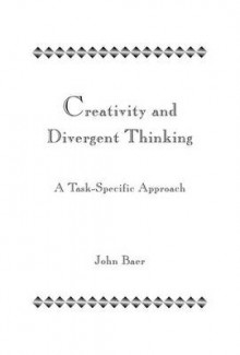 Creativity and Divergent Thinking av John Baer (Heftet)