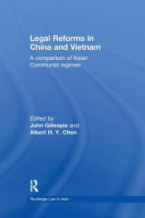 Omslag - Legal Reforms in China and Vietnam