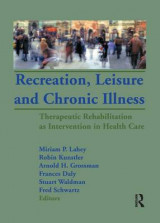 Omslag - Recreation, Leisure and Chronic Illness