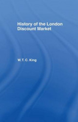 Omslag - History of the London Discount Market