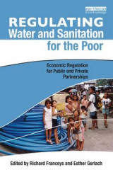 Omslag - Regulating Water and Sanitation for the Poor