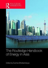 Omslag - Routledge Handbook of Energy in Asia