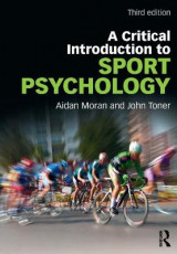 Omslag - A Critical Introduction to Sport Psychology
