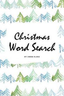 Christmas Word Search Puzzle Book - Medium Level (6x9 Puzzle Book / Activity Book) av Sheba Blake (Heftet)
