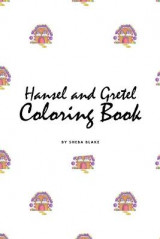 Omslag - Hansel and Gretel Coloring Book for Children (6x9 Coloring Book / Activity Book)