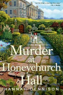 Murder at Honeychurch Hall av Hannah Dennison (Innbundet)