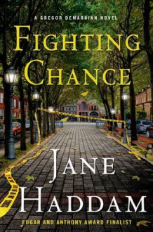 Fighting Chance av Jane Haddam (Innbundet)