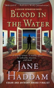 Blood in the Water av Jane Haddam (Heftet)