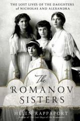 Omslag - The Romanov Sisters
