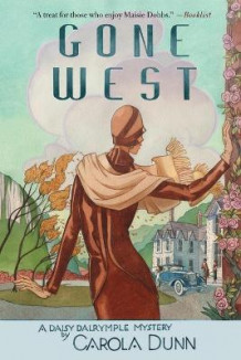 Gone West av Carola Dunn (Heftet)