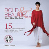 Omslag - Bold & Beautiful Easy-Sew Clothes