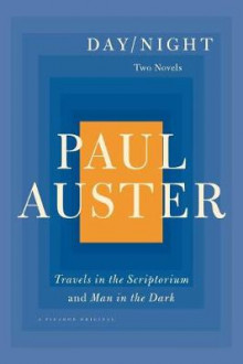 Day/Night ; Travels ; Man in the dark av Paul Auster (Heftet)
