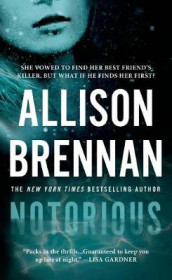 Notorious av Allison Brennan (Heftet)
