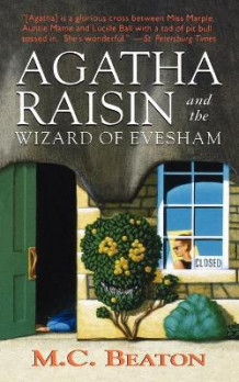 Agatha Raisin and the Wizard of Evesham av M C Beaton (Heftet)