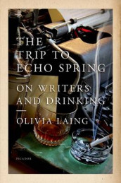 The Trip to Echo Spring av Olivia Laing (Innbundet)