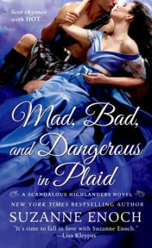 Mad, Bad and Dangerous in Plaid av Suzanne Enoch (Heftet)