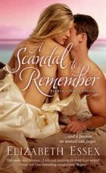 A Scandal to Remember av Elizabeth Essex (Heftet)