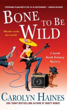 Bone to Be Wild av Carolyn Haines (Heftet)
