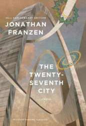 The Twenty-Seventh City av Jonathan Franzen (Heftet)