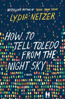 How to Tell Toledo from the Night Sky av Lydia Netzer (Innbundet)