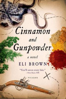 Cinnamon and Gunpowder av Eli Brown (Heftet)