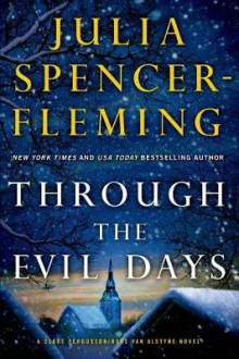 Through the Evil Days av Julia Spencer-Fleming (Heftet)